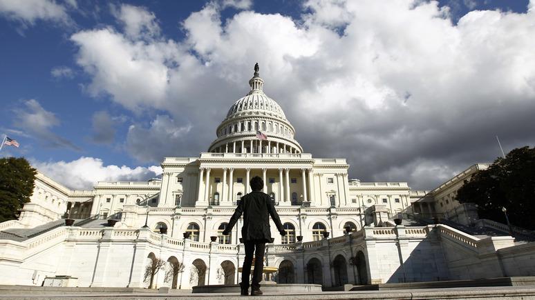 Hill: в сенате США планируют управиться с «российским делом» в августе