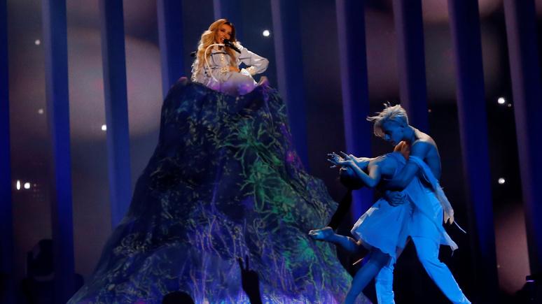 El Mundo о выступлении Самойловой на Евровидении: успешная полоса для России прервалась