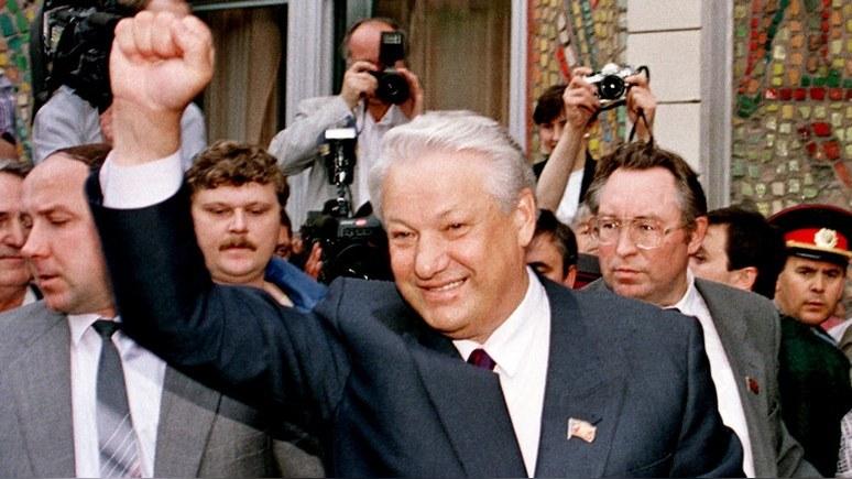 Independent: Трамп напоминает Ельцина, и для США это очень опасно