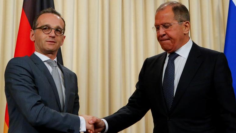 Das Erste: Россия и Германия — партнёры поневоле и только благодаря Ирану