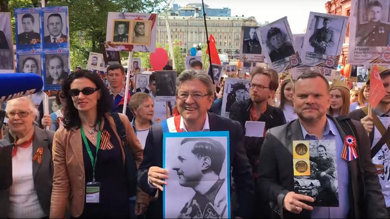 Меланшон в Москве: русские — наши друзья