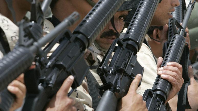 «Феерический провал»: Fox рассказал, как американское оружие попало в руки террористов