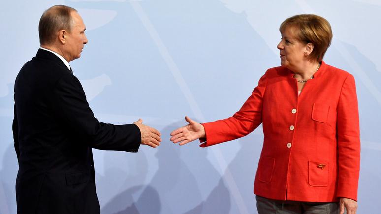 Die Welt: Россия и Германия в шаге от «газового перемирия»