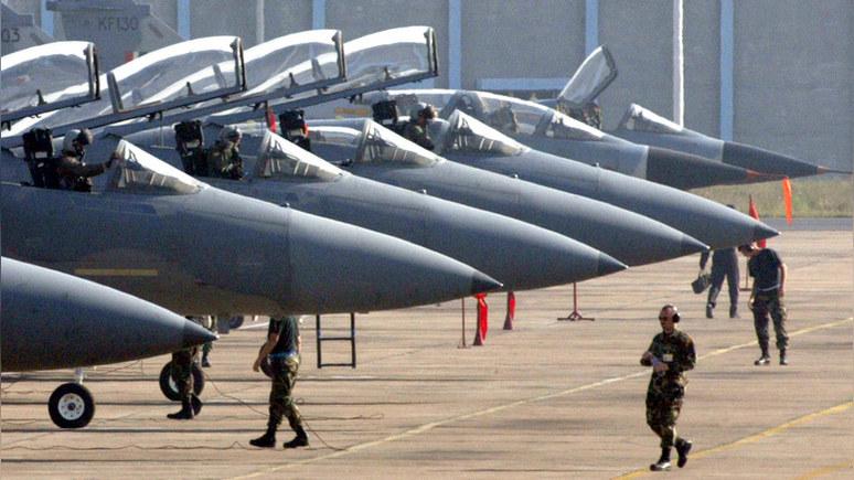 National Interest: у старых американских F-15 нашёлся козырь для борьбы с Су-57
