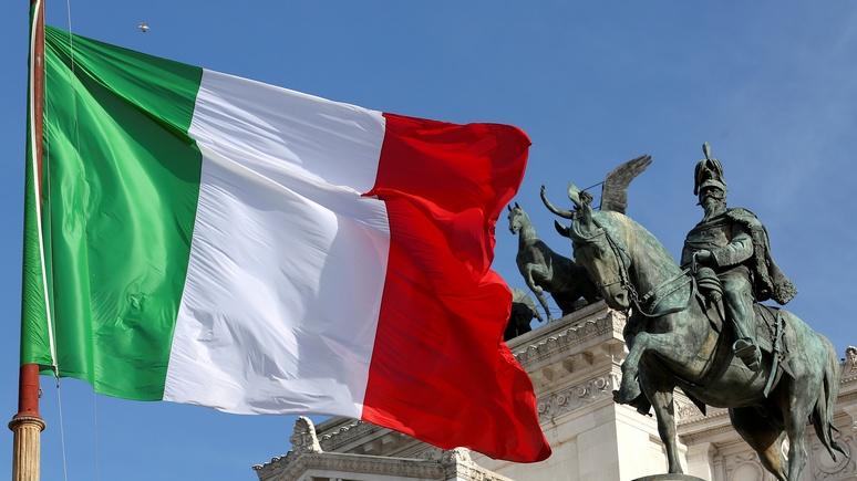 Sunday Times: Италия намерена бросить ЕС самый серьёзный вызов со времён референдума по брекситу