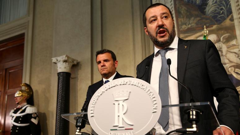 France Inter: новое правительство Италии посоветовало французам не вмешиваться в его дела