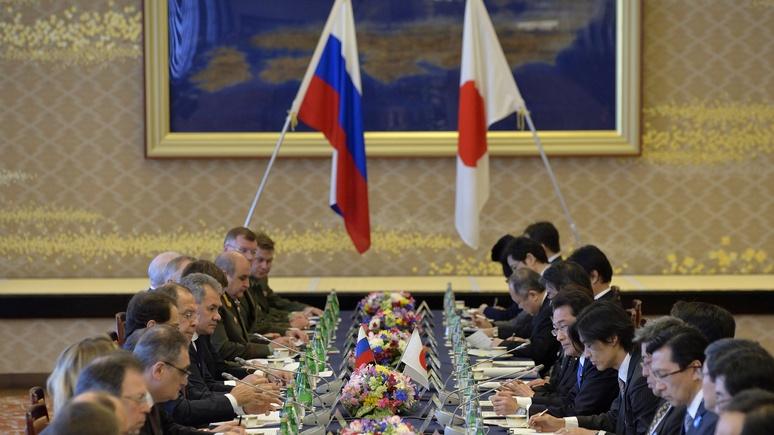 NAR: для улучшения связей Москва и Токио намерены вернуться к формату «два плюс два»