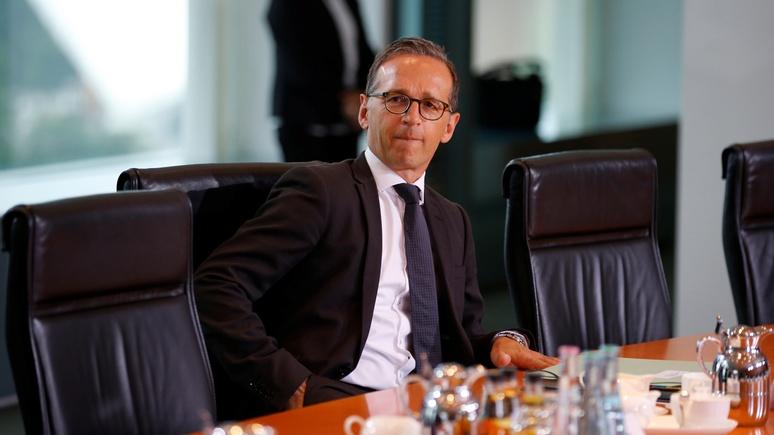 ZDF: глава МИД Германии расскажет Вашингтону о недовольстве Европы