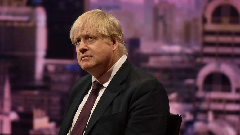 Джонсон: «Северный поток — 2» угрожает Европе «зависимостью от враждебной России»