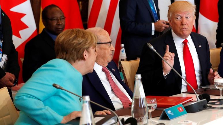 Contra Magazin: Европе пора выбраться из-под кнута Вашингтона