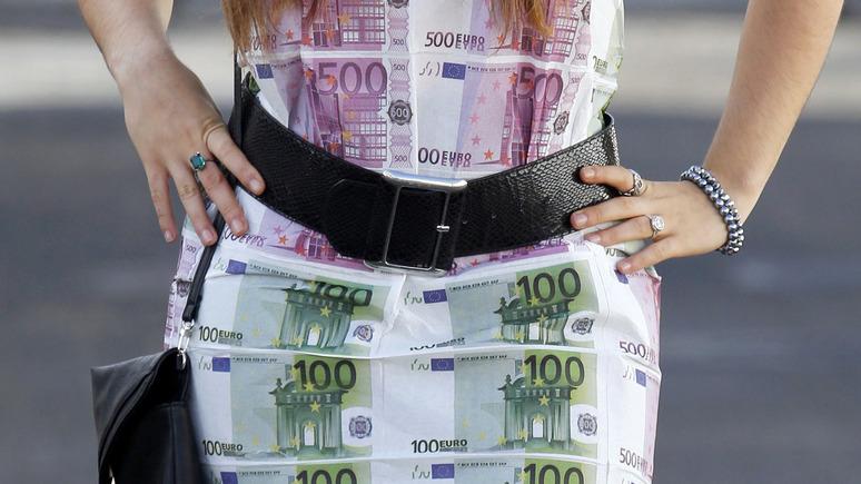 DWN: евро в обмен на санкции — Россия предложила ЕС торговать без доллара