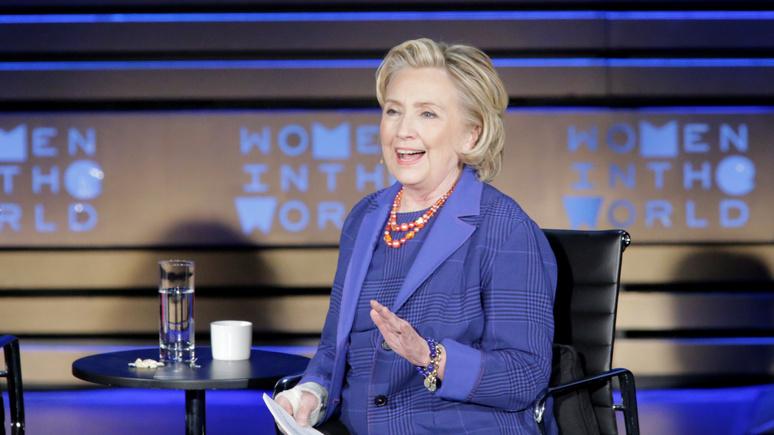 WP: Клинтон назвала работу мечты — у Цукерберга появился повод волноваться