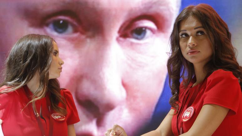 WP указал на «гендерное неравенство» на ПМЭФ: быть женщиной в путинской России нелегко