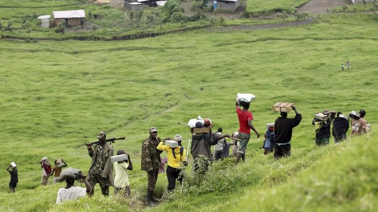 RFI: Россия придёт в Конго с военным контрактом, а останется разрабатывать недра