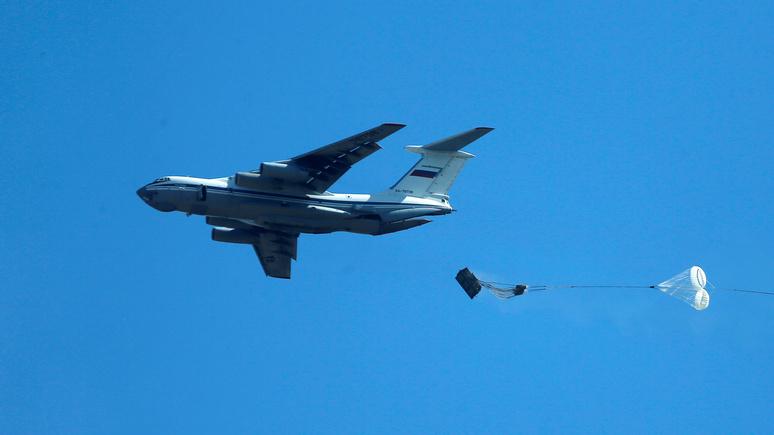 NI: с потерей «Антонова» российские ВКС сделают ставку на транспортники полегче