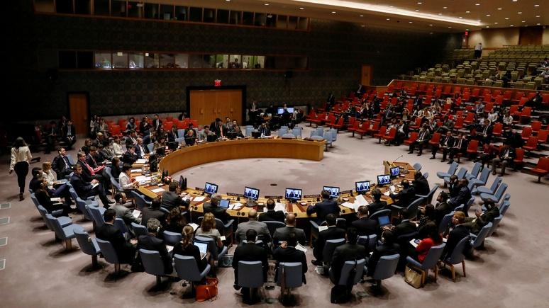 DWN: Германия намерена вступиться за многополярный мир в Совбезе ООН
