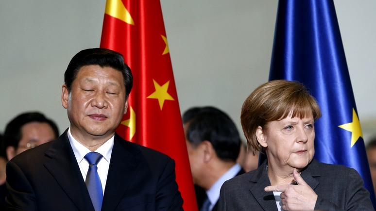 Обозреватель Times разоблачил Пекин: он стремится «разделять и властвовать» в Европе