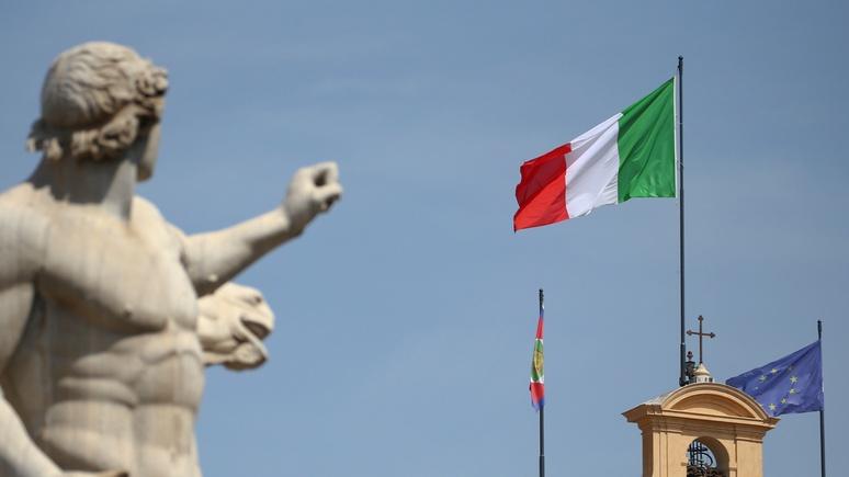 Telegraph: Италия рискует оказаться за пределами Евросоюза раньше Британии