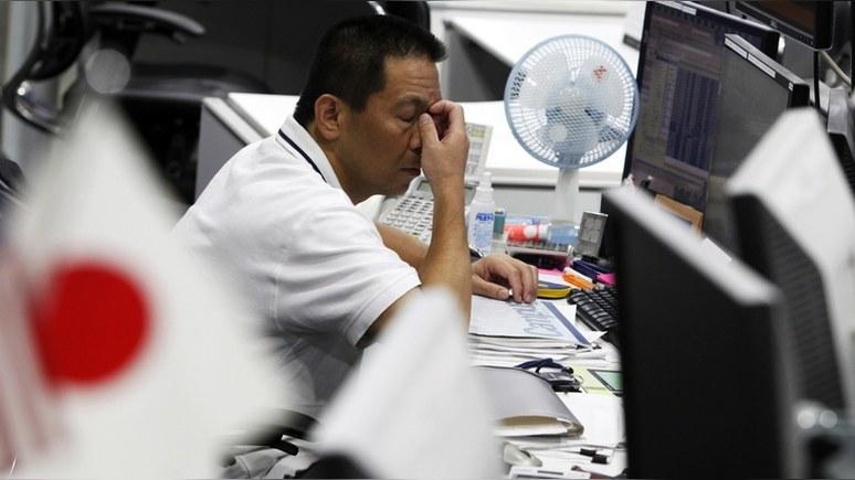 JN: работодателям в Японии рекомендуют увеличить время на отдых, чтобы японцы не умирали от перегрузок на работе