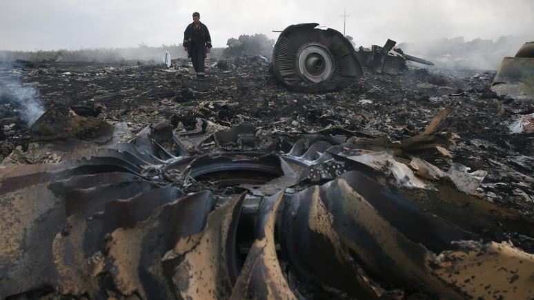 Министр транспорта Малайзии: убедительных доказательств причастности России к крушению MH17 нет