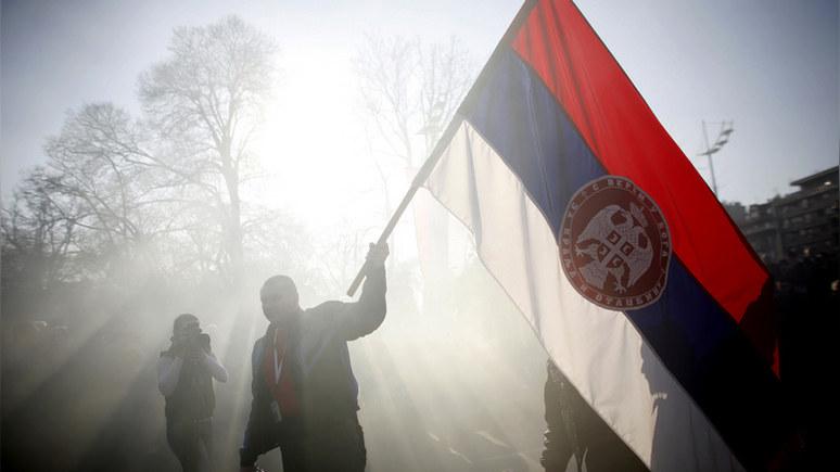 Globalist: если Сербия хочет в ЕС, ей придётся отречься от «оси Путин-Эрдоган»