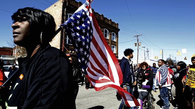 Американский писатель о размахе расизма в США: в голове не укладывается