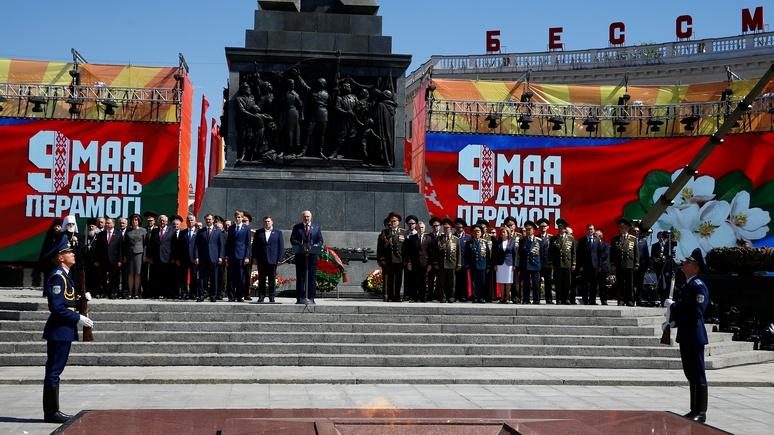БЕЛТА: Лукашенко рассказал о попытках «приватизировать» Победу в Великой Отечественной войне