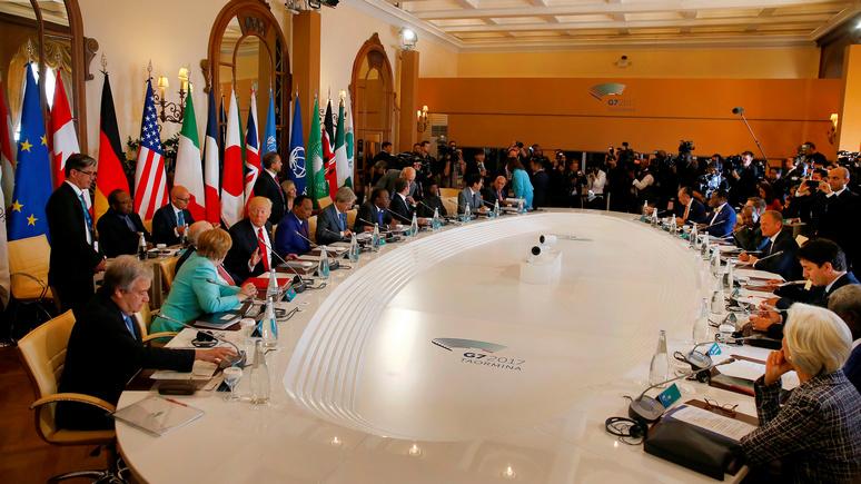 Обозреватель CBC: саммит G7 пройдёт без России, но она будет «той ещё помехой»