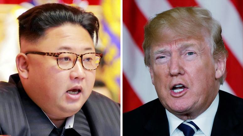 Times рассказала о возможных последствиях встречи Ким Чен Ына и Дональда Трампа