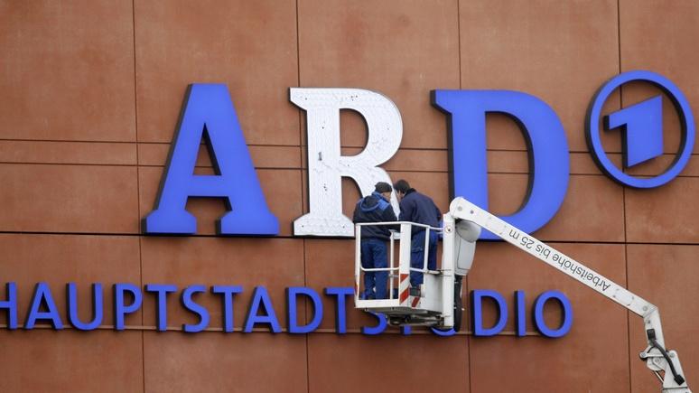 HuffPost: ARD влетело за сюжет об антироссийской агрессии Запада