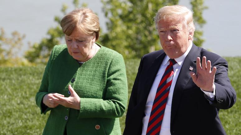 Rzeczpospolita: Польша плохо перенесёт развод «папы Америки» с «мамой Европой»