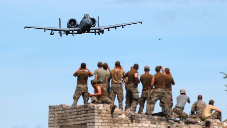 Independent: США приурочили военные учения у границ России к открытию ЧМ-2018
