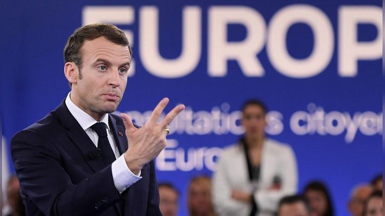 WSJ: Франция решила сместить английский язык с «европейского трона»