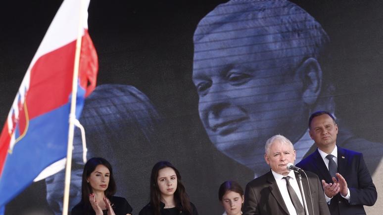 NYT рассказала, как «загадочный политик» Качиньский расшатал польскую демократию