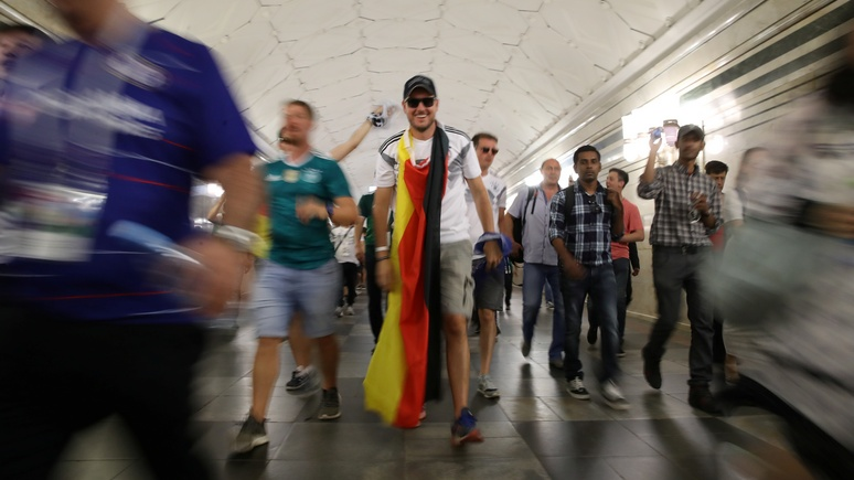 Журналист Hamburger Abendblatt: Россия — не Бразилия, но шанса заслуживает