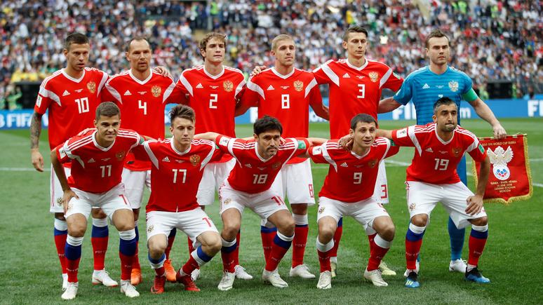 Quartz выяснил, почему россияне не верят в успех своей сборной на ЧМ-2018