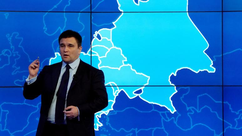 УП: Климкин призывает переходить к «деоккупации Крыма»