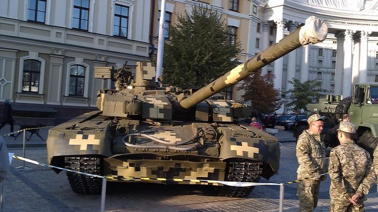 War Is Boring: украинские танкисты винят технику в своём провале на танковых соревнованиях НАТО