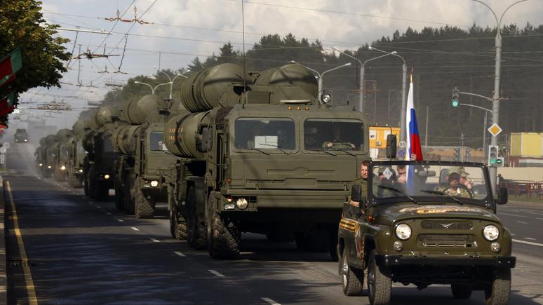 N-TV: ради С-400 Турция поставила на карту «важный оборонный проект» с США