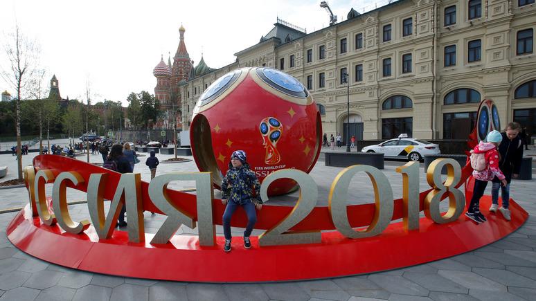 Guardian: Россия оказалась отличным местом для мундиаля