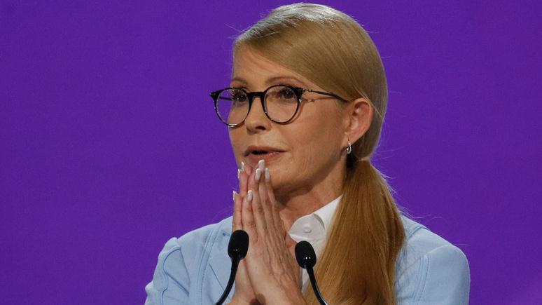 Le Figaro:  «символ оранжевой революции» Тимошенко нацелилась на президентское кресло