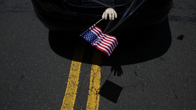 Обозреватель Foreign Policy: самая серьёзная угроза для американцев исходит от... американцев