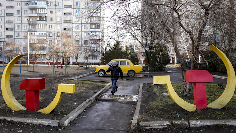 Rzeczpospolita: Украина продолжает отказываться от своего коммунистического прошлого