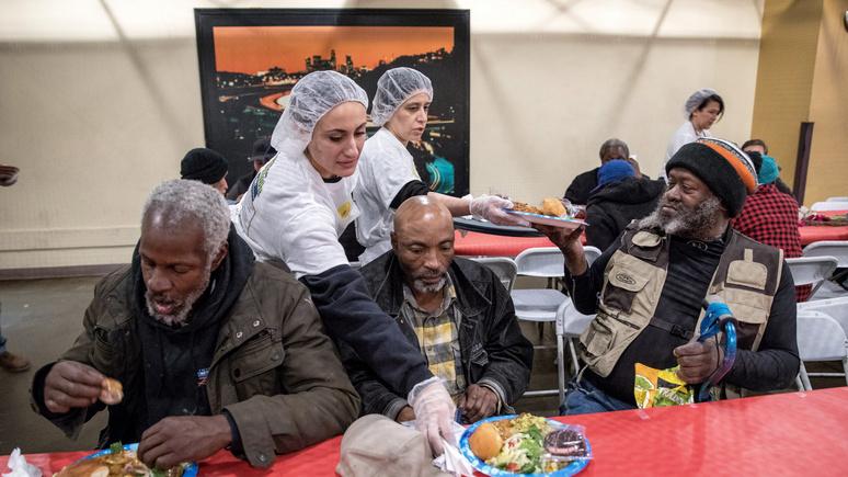 Libération: «Иллюзия американской мечты» — ООН раскритиковала ситуацию с бедностью и общественным неравенством в США