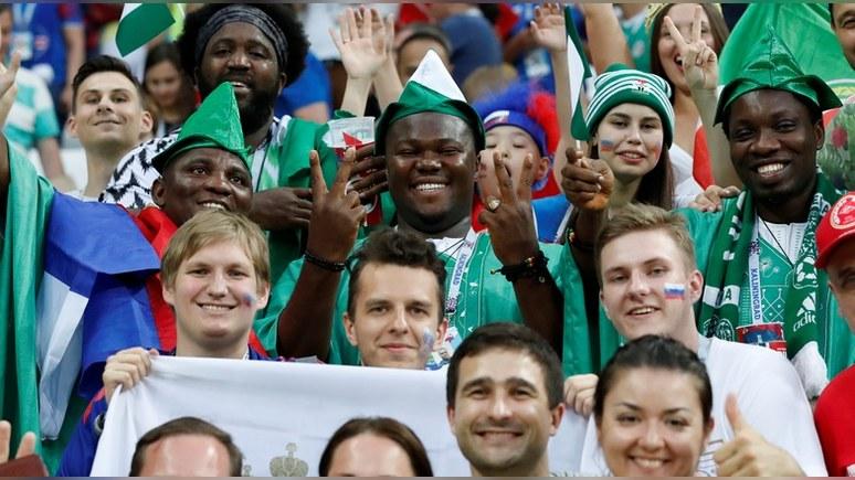 Telegraph: чемпионат мира в России не перестаёт удивлять