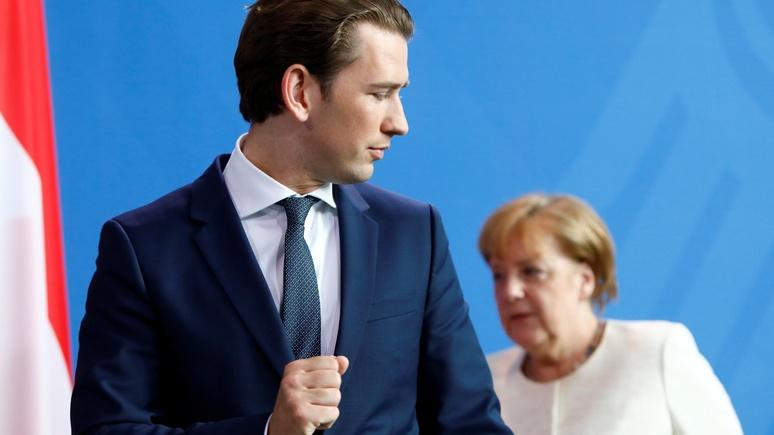 Telegraph: закрытие австрийских границ для беженцев приведёт к «эффекту домино» и подрыву всей Шенгенской зоны