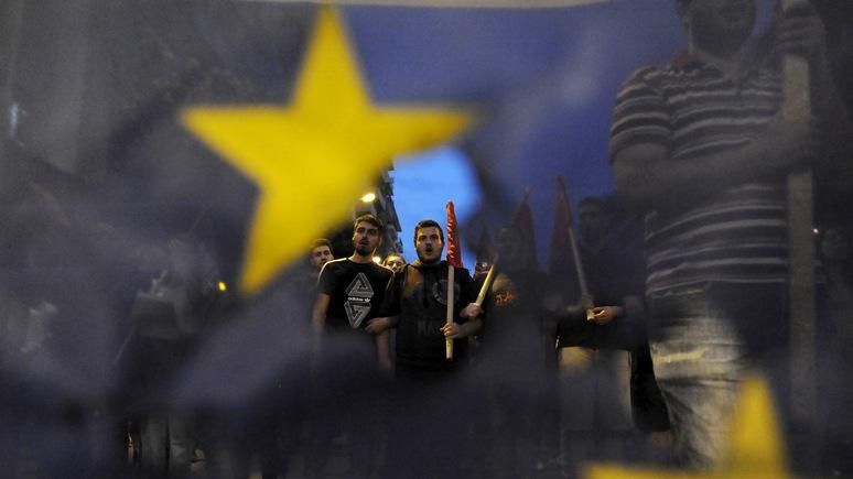 Welt am Sonntag: Европа распадается на лоскуты и гибнет бесславной смертью
