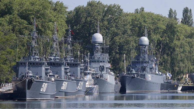 Журналистка RTBF нашла военных в Калининграде, хотя местные их не замечают