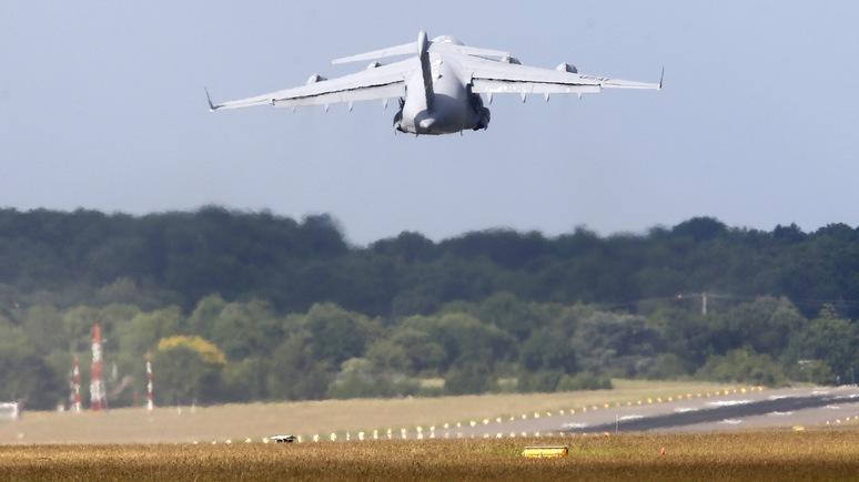 Defense News: США втихую наращивают военно-воздушную мощь в Европе