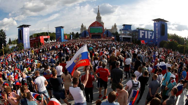 Forbes: мундиаль сделал Россию привлекательной для инвесторов